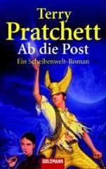 Terry Pratchett Ab die Post
